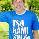 Tsunami Swim Team T-shirt