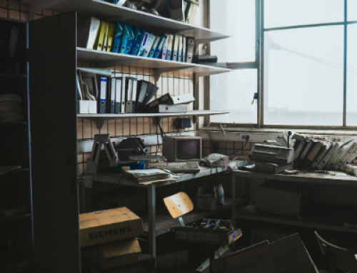 The Costs of Disorganization; Steps to Cut Them